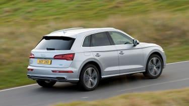Audi Q5 - rear