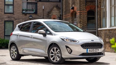 Ford Fiesta Trend - static
