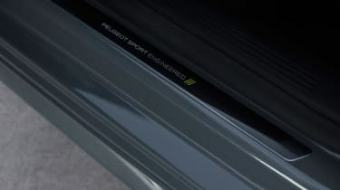 Peugeot 508 Sport Engineered concept - sill