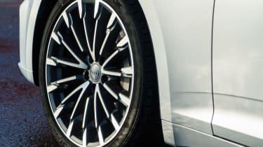 Audi A5 - wheel