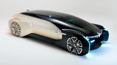 Renault EZ-Ultimo - front/side