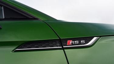 Audi RS 5 - detail