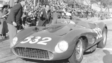 1957 Ferrari 335 historic - most expensive cars