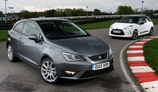 SEAT Ibiza FR vs Citroen DS3