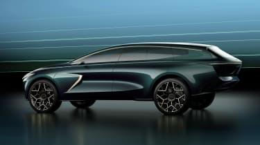 Lagonda All-Terrain concept - rear
