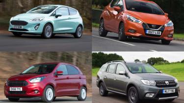 Cheapest cars to insure uk – header
