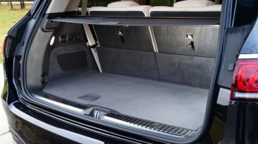 Mercedes GLS - boot side