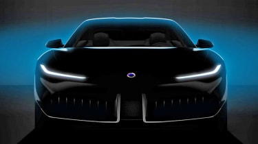 Karma and Pininfarina teaser 2019