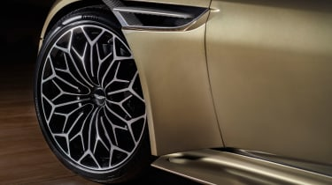 Aston Martin DBS Superleggera On Her Majesty's Secret Service - wheel