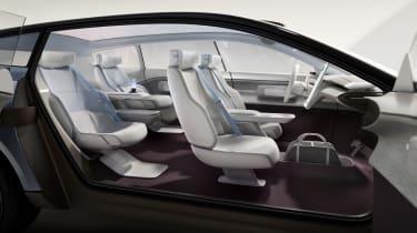 Volvo Concept Recharge - interior