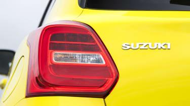 Suzuki Swift Sport - rear light