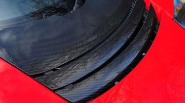 Tesla Roadster vents