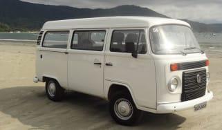 VW Kombi front
