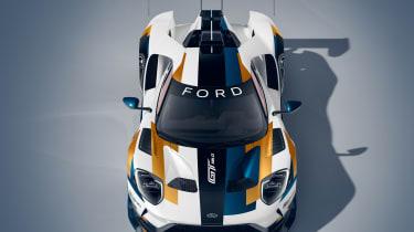 Ford GT Mk II - aerial static
