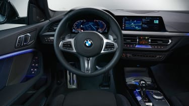 BMW 220d Gran Coupe  - interior