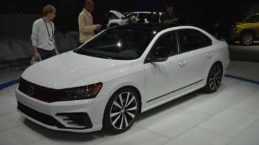 Passat GT concept LA