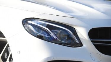 Mercedes-AMG E 63 S headlight