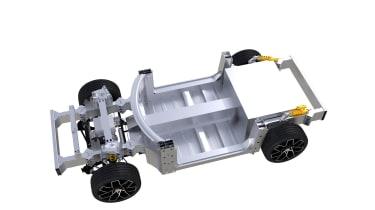 Piech Mark Zero EV platform