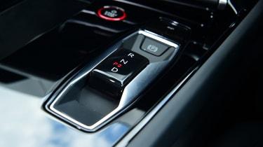 Audi e-tron GT - control