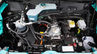 Citroen E-Mehari - engine