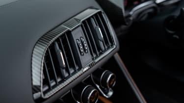 Audi R8 Spyder V10 plus - air vents