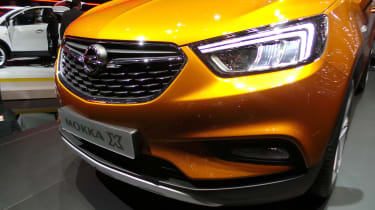 Vauxhall Mokka X Geneva - front