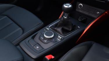 Audi Q2 - transmission