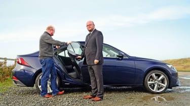 Lexus IS 300h long-termer