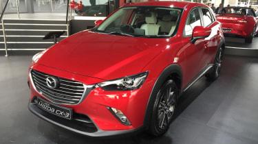 Mazda CX-3 Goodwood