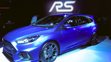 Ford Focus RS Geneva 2015