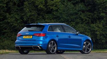 Audi RS3 Sportback - rear static