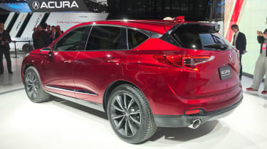 Acura RDX Prototype - Detroit rear