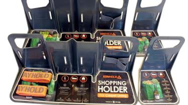 Stayhold Metro Shopping Holder pack