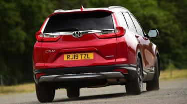 Honda CR-V - rear action