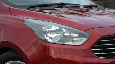 Ford Ka+ - front light detail