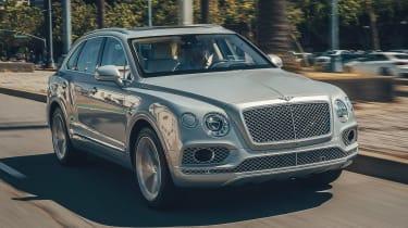 Bentley Bentayga Hybrid - front
