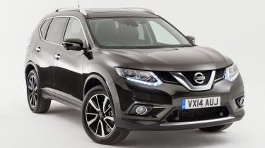 Used Nissan X-Trail - front