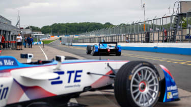 What is Formula E - leaving pits