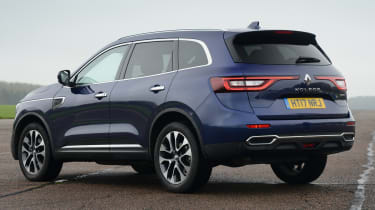 Renault Koleos - Rear Still