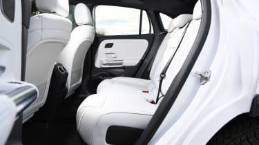 Mercedes EQA 250 - rear seats