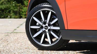 MINI Cooper 5-Door - wheel