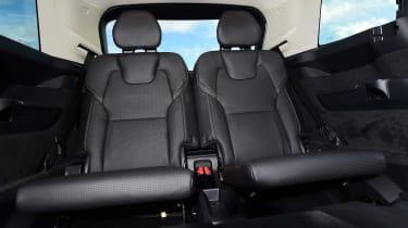 Volvo XC90 long term - back seats