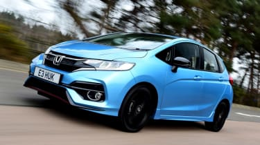 Most reliable small cars to buy 2021 - Honda Jazz