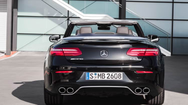 Mercedes-AMG E 53 Cabriolet - full rear