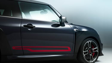 MINI John Cooper Works GP - side detail