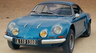 Original Alpine A110 - front