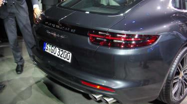 Porsche Panamera - studio rear