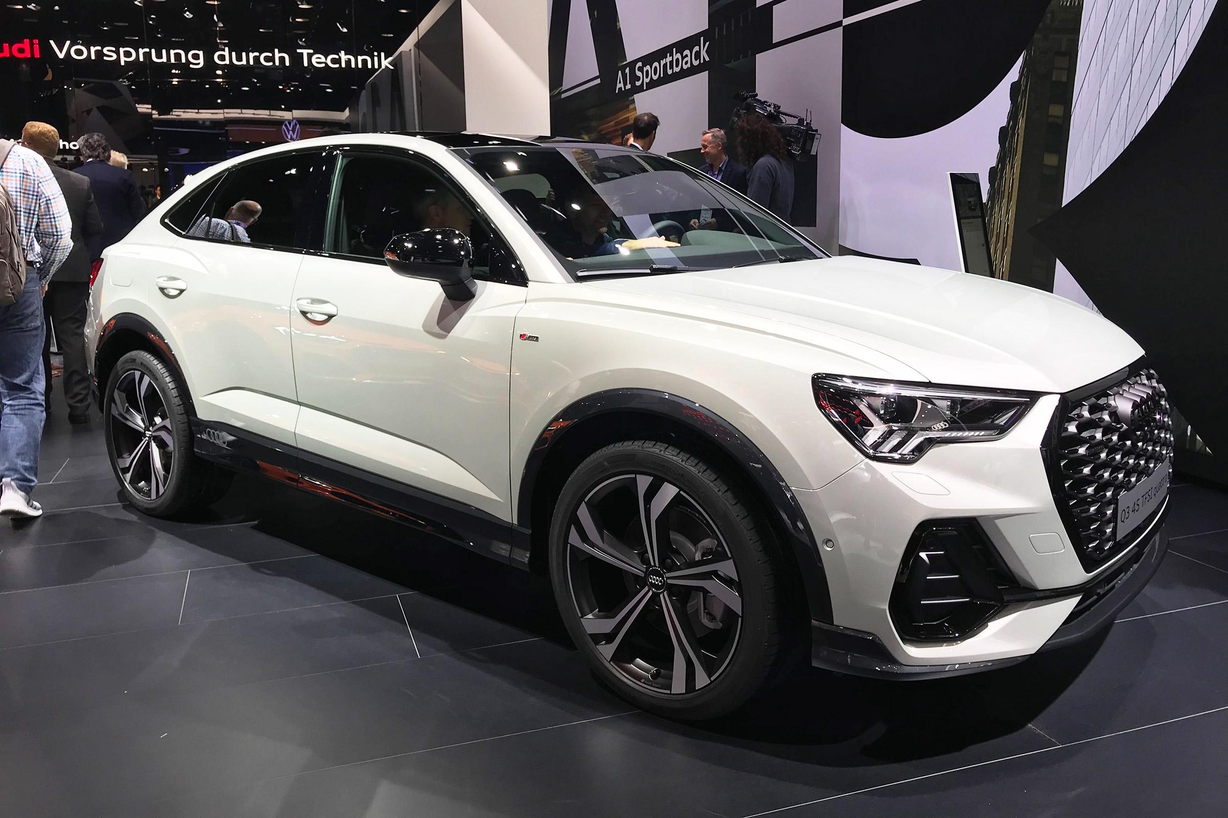 New 2019 Audi Q3 Sportback Joins Brand S Growing Suv Range Auto Express