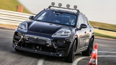 Porsche Macan EV - best new cars 2022 and beyond