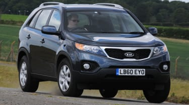 Best cheap 4x4s and SUVs - Kia Sorento